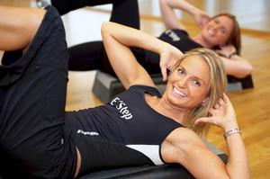 Спортивные тренировки помогут похудеть