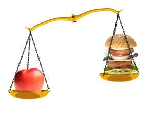 Как сбросить лишний вес