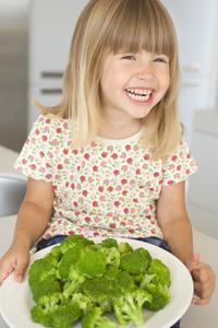 Здоровое питание с детства