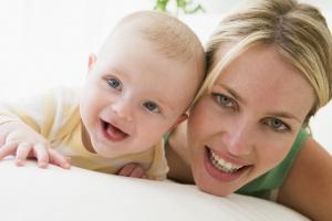 Мамин стресс вызывает болезни ребенка