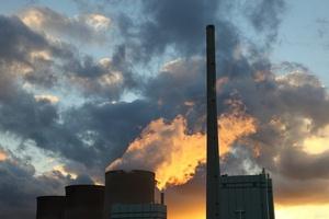 Загрязнение промышленными отходами
