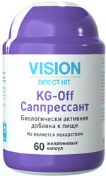 Кг-офф Саппрессант (Kg-off Suppressant) отзывы